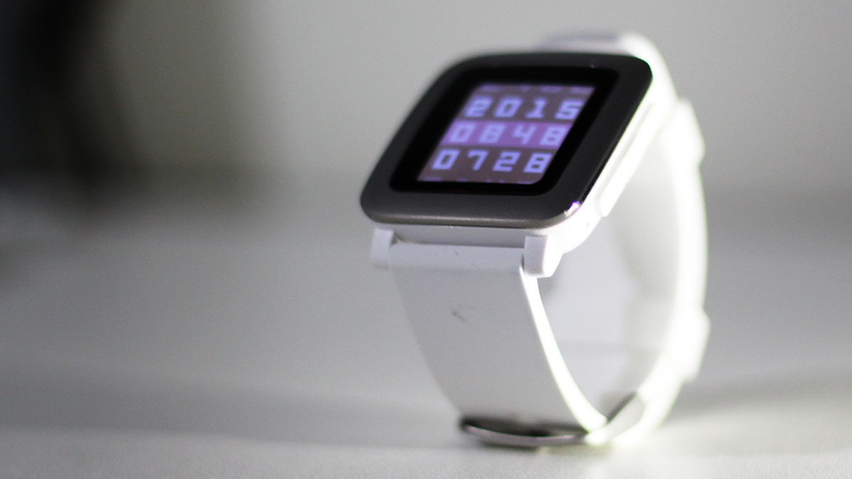 Pebble Time em perspectiva